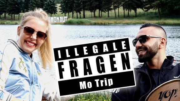 Thumb für Sissy und MoTrips Illegale Fragen-Video.