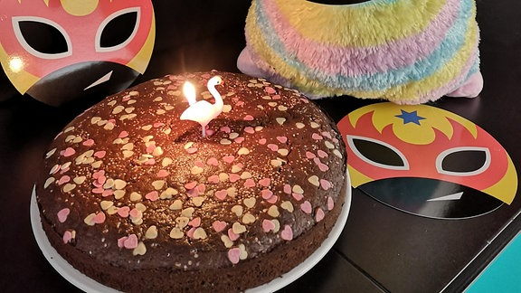 Torte zum ersten Geburtstag von MDR Tweens