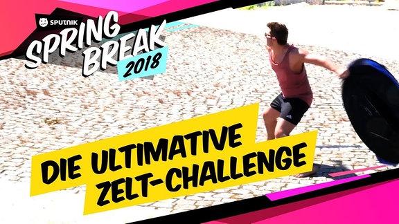 Zeltplatz-Challenge