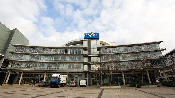 MDR-Hörfunkzentrale Halle