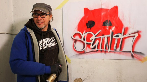 Graffitikünstler Tasso