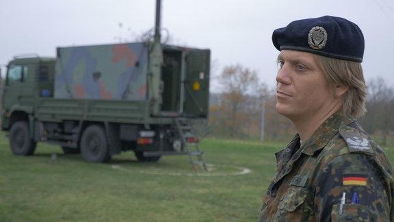 Frau Oberstleutnant Anastasia Biefang