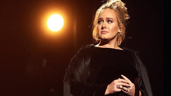 Adele @Staples Center L.A./Feb. 2017