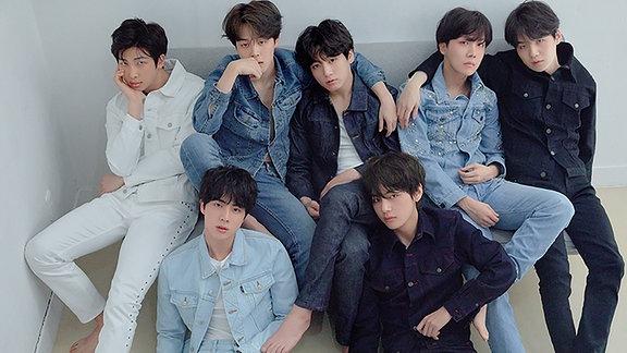 Bantang Boys, Boygroup aus Südkorea