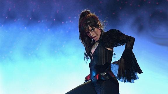Camila Cabello @MGM Grand Garden Arena,2. Mai 2018 in Las Vegas, Nevada