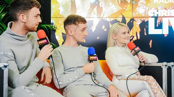 Clean Bandit @Radio City, Liverpool