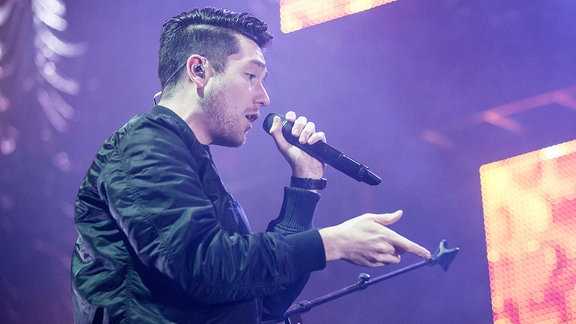 Dan Smith @The SSE Hydro/Glasgow