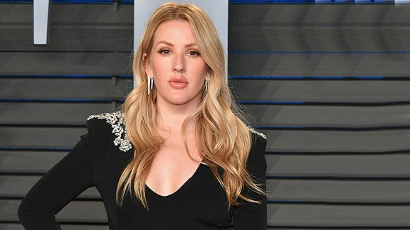 Ellie Goulding @2018 Vanity Fair Oscar Party/Los Angeles