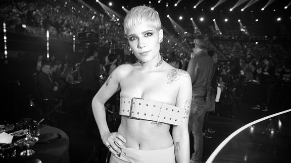 Halsey @iHeart Radio Music Awards, Inglewood/Kalifornien