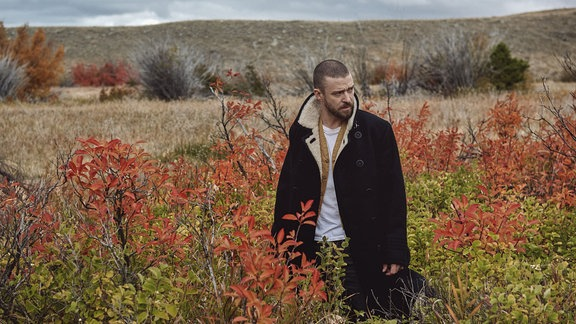 "Justin Timberlake für ""Man of the woods"""