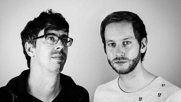 KIDSØ, Elekro-Duo (Martin und Moritz) aus München
