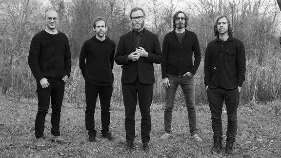 The National ist eine 1999 gegründete US-amerikanische Band. Ihre Texte sind meist dunkel und melancholisch. Der Stil von The National wird dem Indie-Rock zugeschrieben.