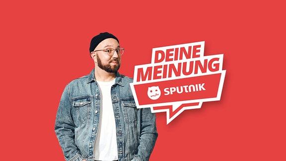 Host Marvin von MDR SPUTNIK Deine Meinung
