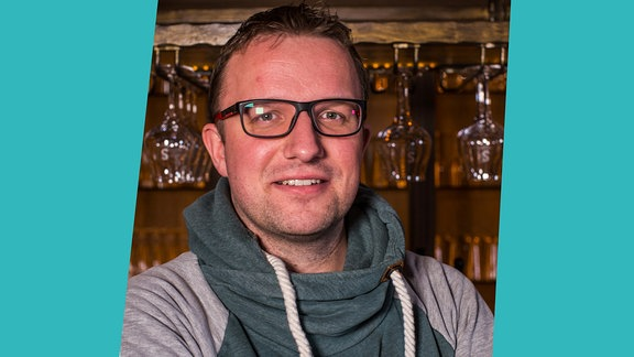"""Christian Schulz (33) Chef der """"Alten Brauerei"""" in Tangermünde"""