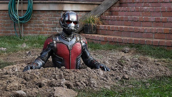 """Ant-Man and the Wasp"", mit Paul Rudd als Ant-Man"