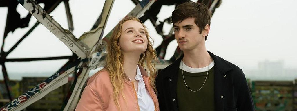 a04f285dd4 Luna Wedler als Roxy und Aaron Hilmer als Cyril in das schönste Mädchen der  Welt