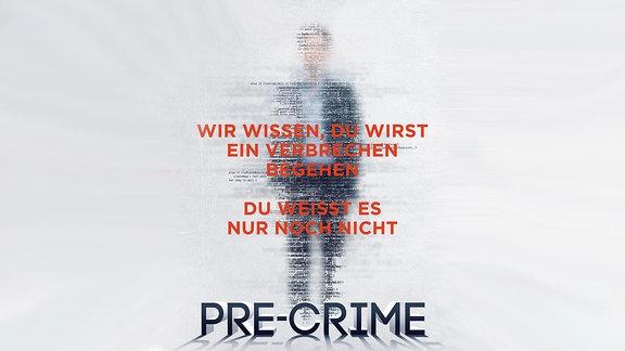"Film ""pre-Crime"", Plakat"