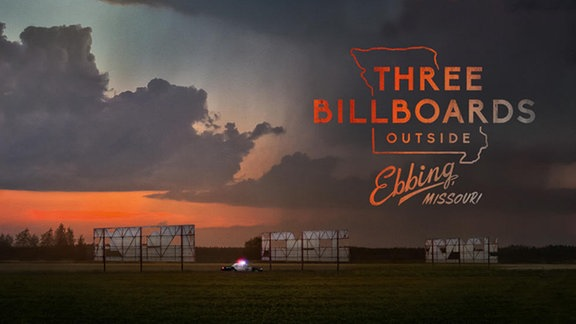 "Filmplakat ""Three Billboards Outside Of Ebbing, Missouri"""