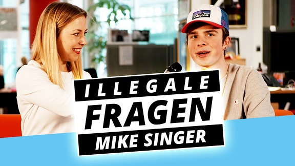 Illegale Fragen mit Mike Singer
