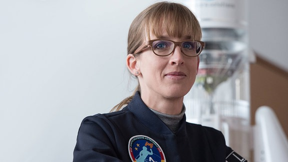 Insa Thiele-Eich, Metereologin aus Bonn, wird vermutlich als erste deutsche Astronautin 2020 ins All fliegen