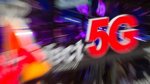 Auf dem Mobile World Congress in Barcelona wurde die 5G Technologie zum Mobilefunk vorgestellt