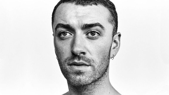 Cover des neuen Albums The Thrill Of It All von Sam Smith