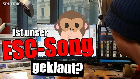 Ist unser ESC Song geklaut?