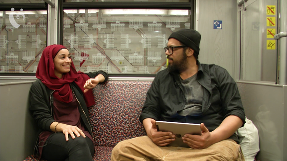 Samy Deluxe trifft Leila El-Amaire